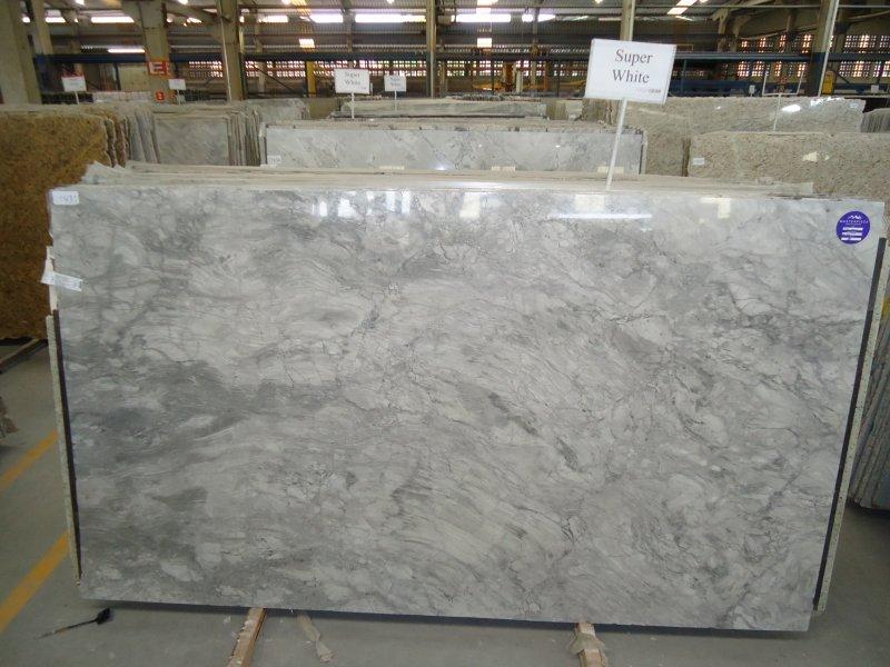 White Granite Counter : Super White - Ottawa Granite Countertops
